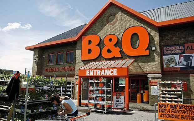 morrisons teams up with b q for new store blog about diy. Black Bedroom Furniture Sets. Home Design Ideas