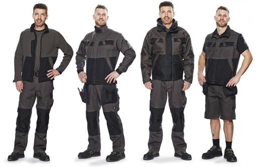 New workwear developed specifically for industry